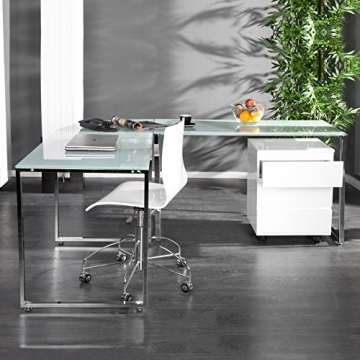 Eckschreibtisch design  Schreibtisch MANHATTAN Schönheit und Stil im Büro