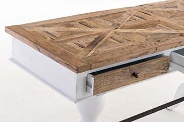 Holz-Schreibtisch COLIN, Landhaus Stil