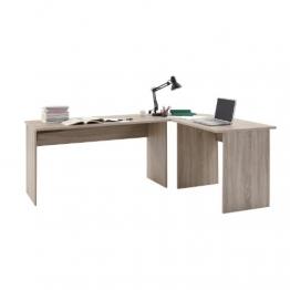 Schreibtisch Winkelkombination Till circa 205 x 76