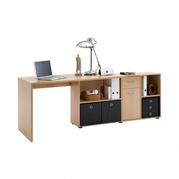 FMD Möbel 353-001 Winkelkombination Lex,