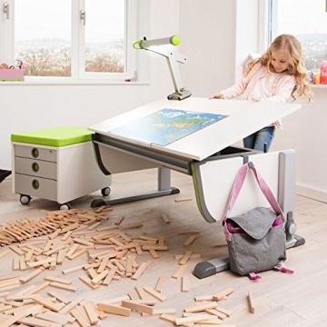 Moll Schreibtisch Joker | Ahorndekor höhenverstellbarer ...