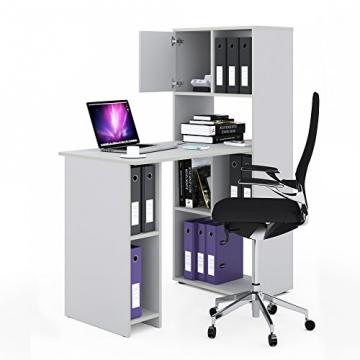 Schreibtisch Mit Regal 171121143925