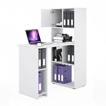 Schreibtisch Mit Regal 171121143923