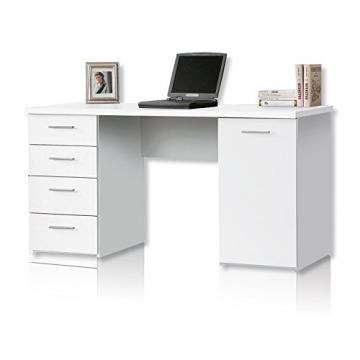 Kinderschreibtisch weiß holz  Schreibtisch weiß Holz